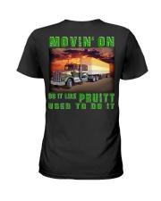 DO IT LIKE PRUITT Ladies T-Shirt thumbnail