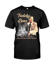 RED SOVINE - TEDDY BEAR SONG - MOVIE T-SHIRT Classic T-Shirt front
