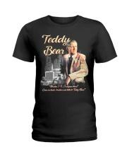RED SOVINE - TEDDY BEAR SONG - MOVIE T-SHIRT Ladies T-Shirt thumbnail