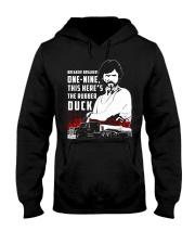 THE RUBBER DUCK - MOVIE T-SHIRT Hooded Sweatshirt thumbnail
