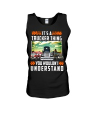 TRUCKER THING Unisex Tank thumbnail