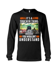 TRUCKER THING Long Sleeve Tee thumbnail