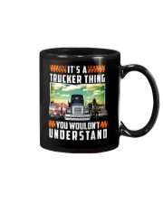 TRUCKER THING Mug thumbnail