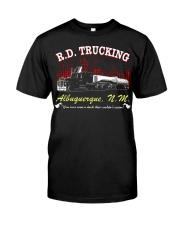 R D TRUCKING - MOVIE T-SHIRT Classic T-Shirt front