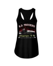 R D TRUCKING - MOVIE T-SHIRT Ladies Flowy Tank thumbnail