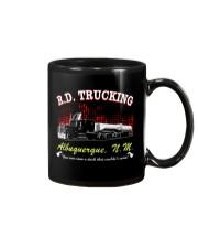 R D TRUCKING - MOVIE T-SHIRT Mug thumbnail