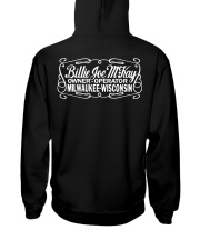 BJ AND THE BEAR ON THE BACK- MOVIE T-SHIRT Hooded Sweatshirt thumbnail