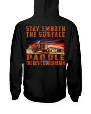 STAY SMOOTH ON THE SURFACE Hooded Sweatshirt thumbnail