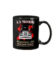 R D TRUCKING - MOVIE T-SHIRT Mug thumbnail