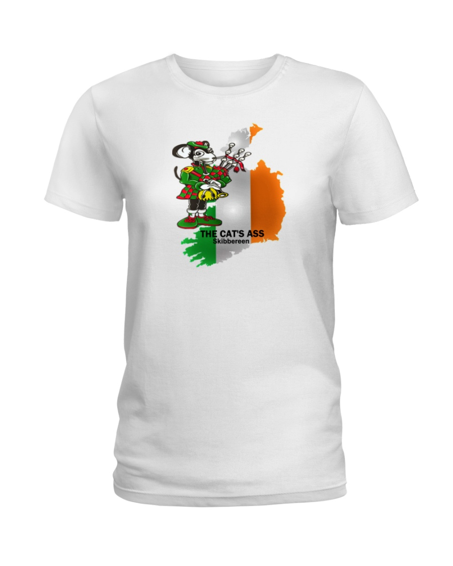 The Cats Arse Ladies T-Shirt