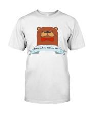 this is my otter shirt Classic T-Shirt thumbnail