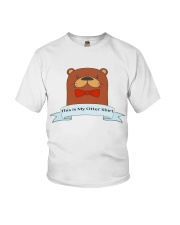 this is my otter shirt Youth T-Shirt thumbnail