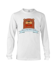 this is my otter shirt Long Sleeve Tee thumbnail