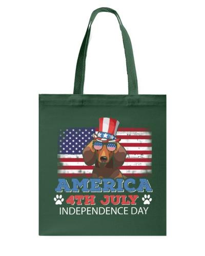 Dachshund America Shirt