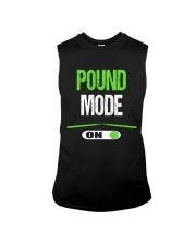 Pound Mode On - Pound Workout  Sleeveless Tee thumbnail