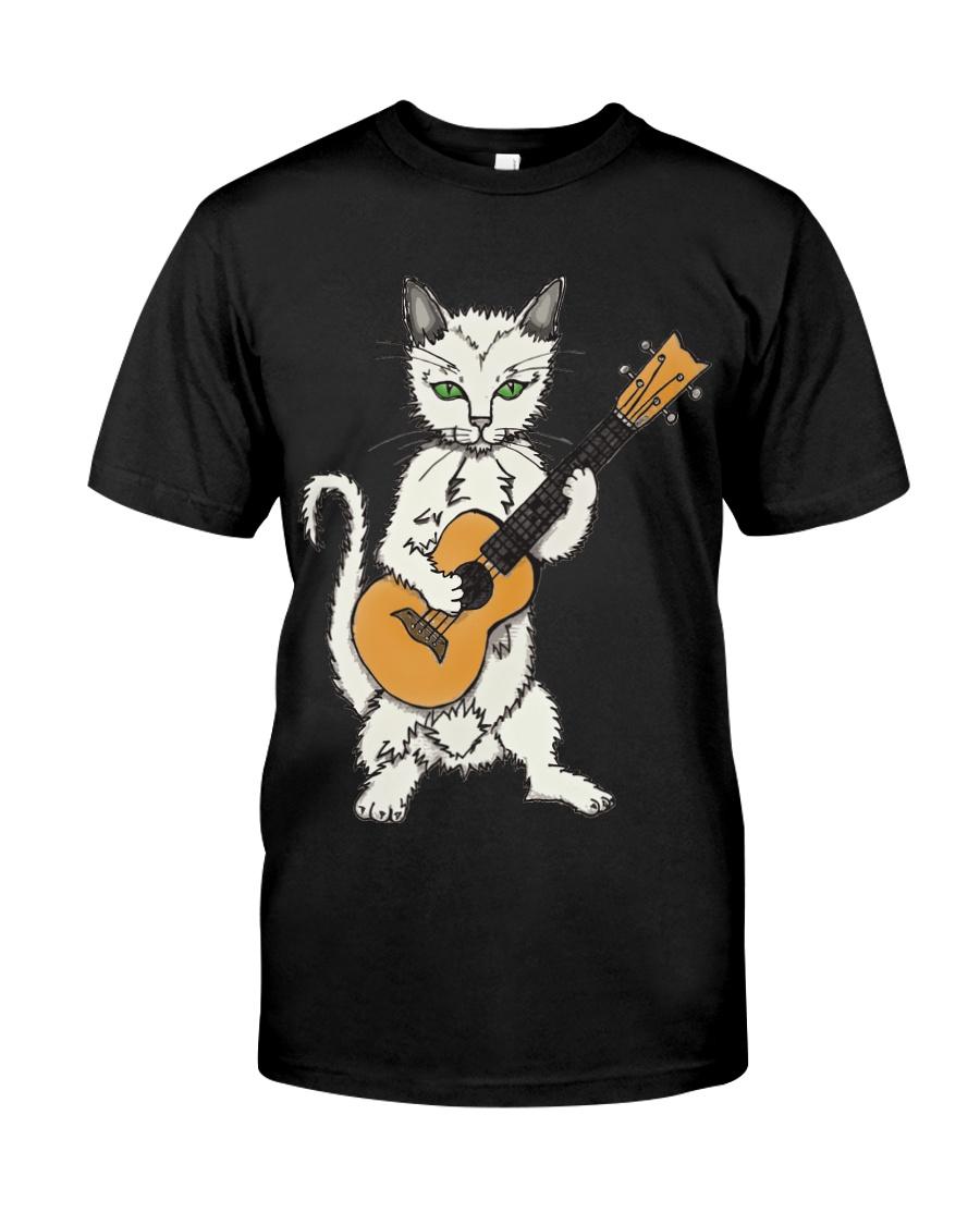 CAT UKELELE Classic T-Shirt