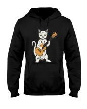 CAT UKELELE Hooded Sweatshirt thumbnail