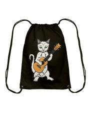 CAT UKELELE Drawstring Bag thumbnail