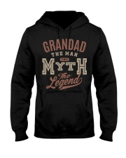 Grandad The Man Classic T-Shirt Hooded Sweatshirt thumbnail
