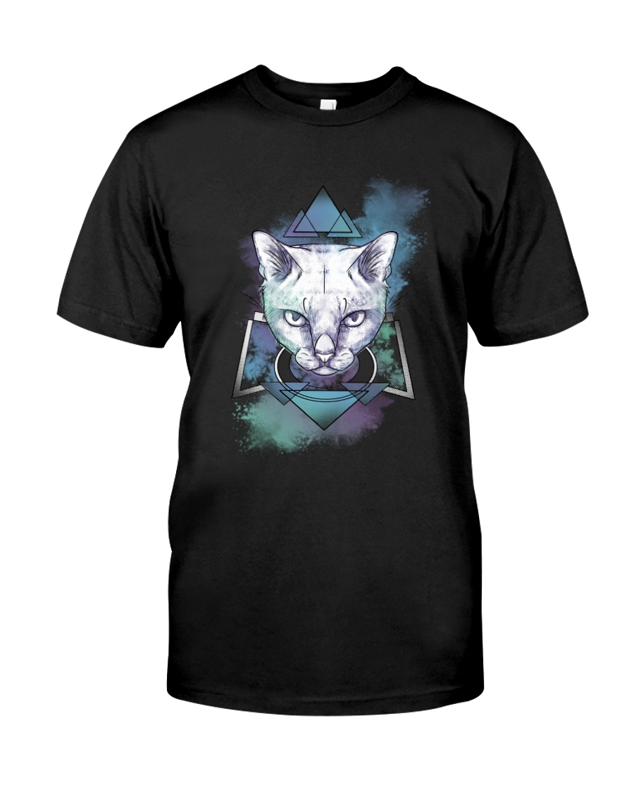 Cat Mystery Classic T-Shirt