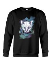 Cat Mystery Crewneck Sweatshirt thumbnail