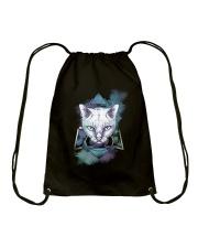 Cat Mystery Drawstring Bag thumbnail