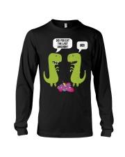 Did you eat the last unicorn T-Rex Dinosaur Long Sleeve Tee thumbnail