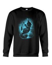 Jup's Cat - Redux Crewneck Sweatshirt thumbnail