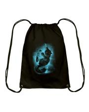 Jup's Cat - Redux Drawstring Bag thumbnail
