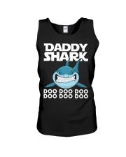 Daddy Shark Doo Doo Doo Fathers Day T-shirt Unisex Tank thumbnail