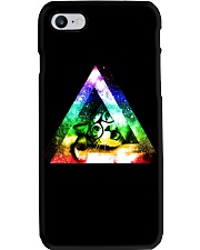 Rainbow Triangle Cat Phone Case thumbnail