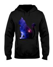 Cat imagine the universe Hooded Sweatshirt thumbnail