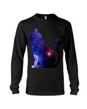 Cat imagine the universe Long Sleeve Tee thumbnail
