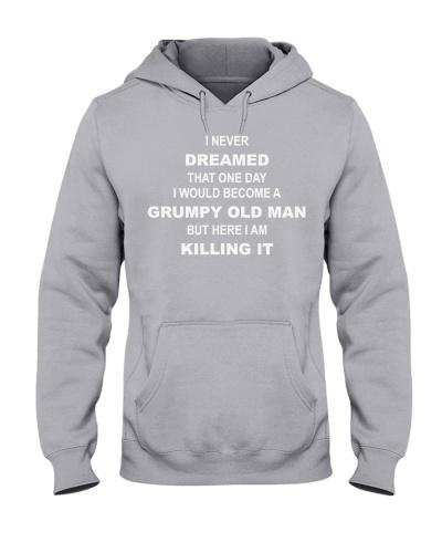Grumpy Old Man T Shirt Classic T-Shirt