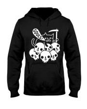 Cat Got Your Soul Hooded Sweatshirt thumbnail