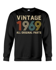 50th Birthday Gift Vintage 1969 T-Shirt Men Women Crewneck Sweatshirt thumbnail