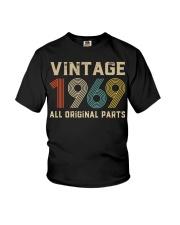 50th Birthday Gift Vintage 1969 T-Shirt Men Women Youth T-Shirt thumbnail