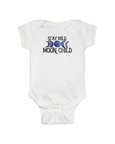 Stay Wild Moon Child