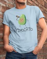 Avocado Lawyer Shirt Classic T-Shirt apparel-classic-tshirt-lifestyle-26