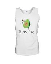 Avocado Lawyer Shirt Unisex Tank thumbnail