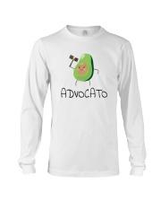 Avocado Lawyer Shirt Long Sleeve Tee thumbnail