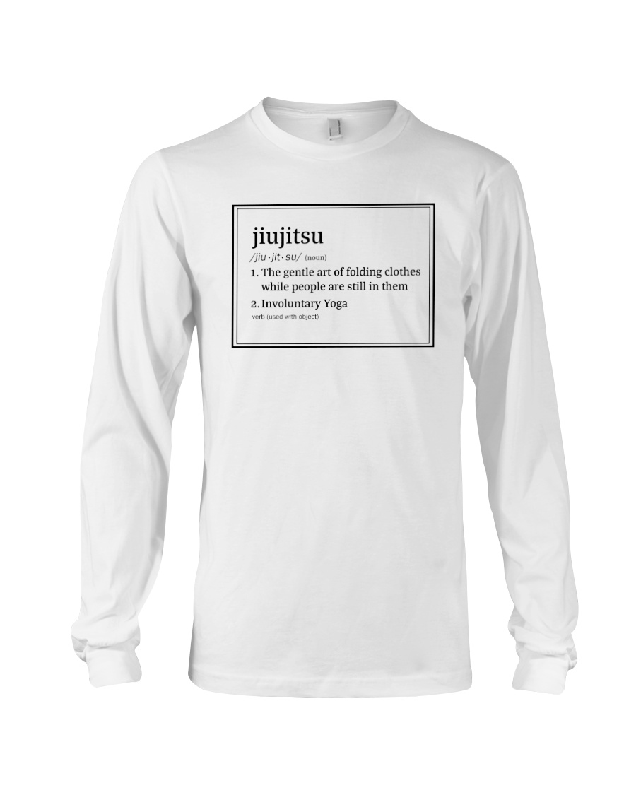 Jiujitsu  Long Sleeve Tee
