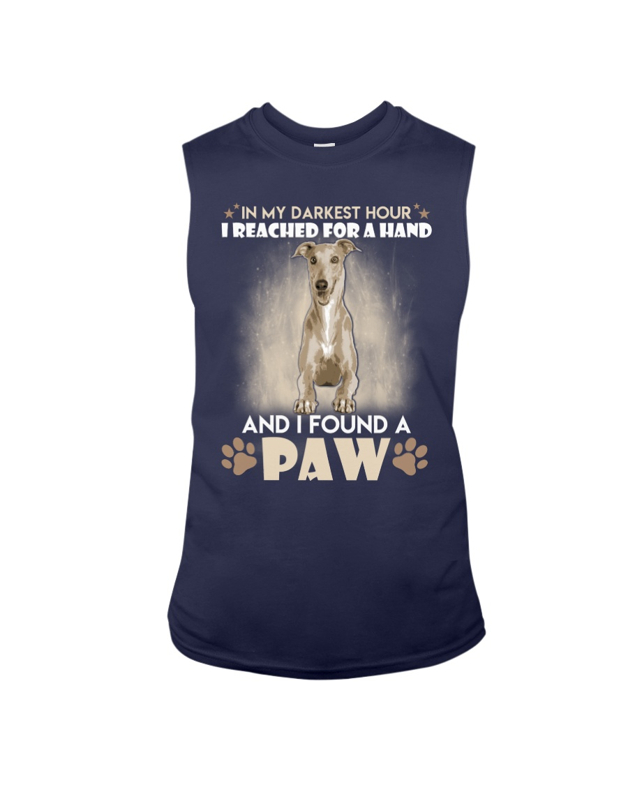 GREYHOUND Sleeveless Tee