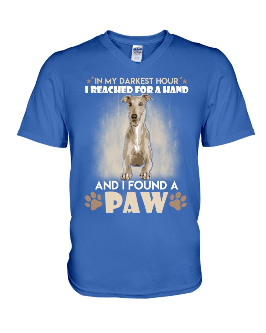 GREYHOUND V-Neck T-Shirt