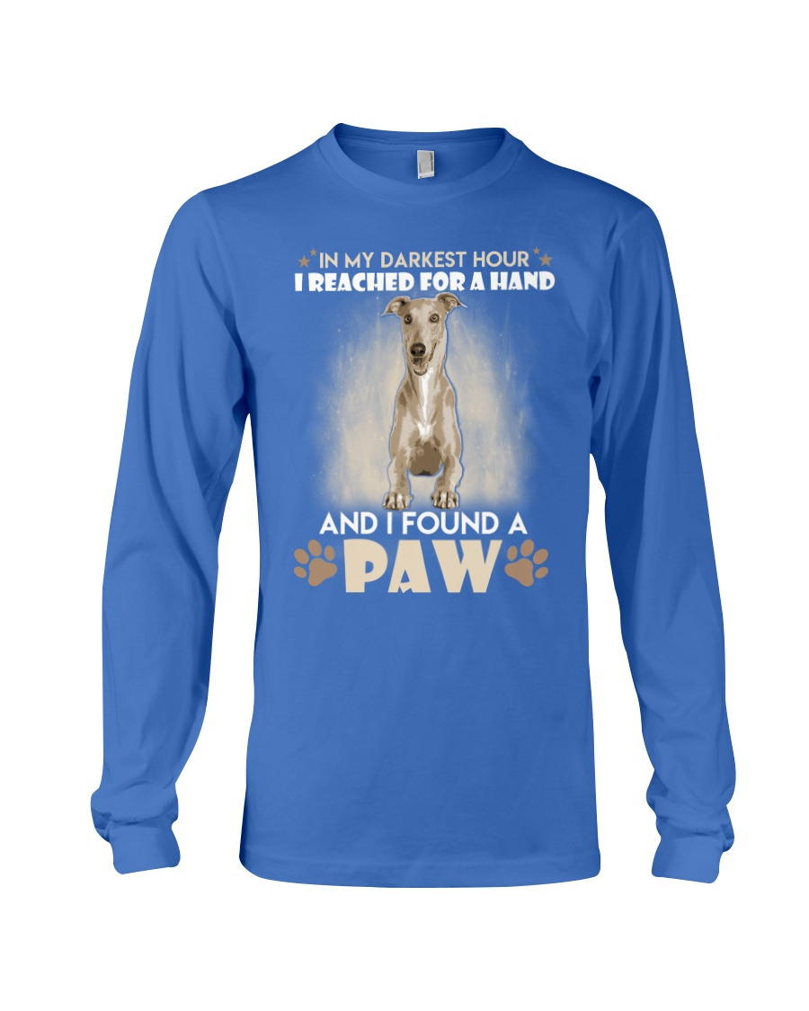 GREYHOUND Long Sleeve Tee