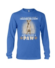 GREYHOUND Long Sleeve Tee front