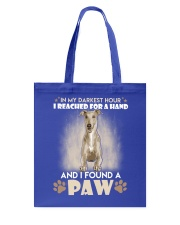 GREYHOUND Tote Bag front