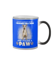 GREYHOUND Color Changing Mug color-changing-right