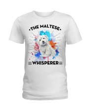 MALTESE Ladies T-Shirt thumbnail