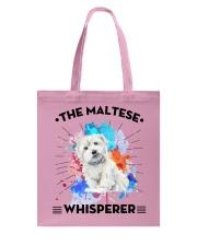 MALTESE Tote Bag thumbnail